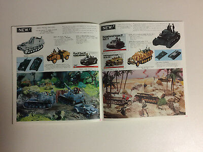 Toy Catalog Of 1973 Of Babdai Model Kits
