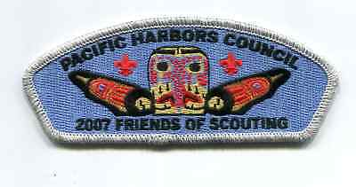 Csp From Pacific Harbors Council- Sa-38- Fos 2007
