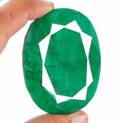 858 Cts Natural Huge Emerald Finest Green Rare Museum Size Certified Gemstone