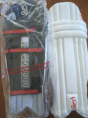 Cricket Batting Pads Leg Pads Kookaburra Fiery Beast Boys Junior New #clearance#