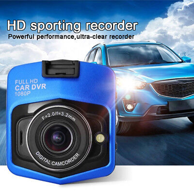 HD Car Video Recorder DVR Dual Len 1080P Recorder Camera Night Vision 170 Angle