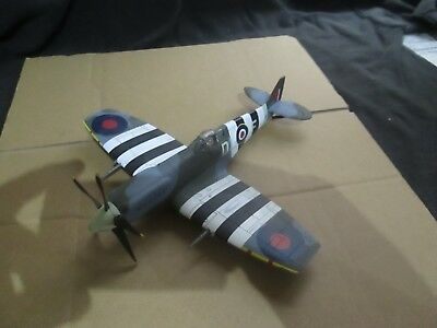 Hobby Master Spitfire (1:48 Scale) Unboxed Lot A35