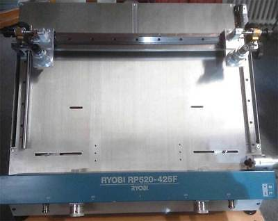 High-precision register punch / Hochpräzisionsregister Punch Ryobi RP 520 - 425
