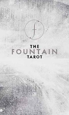 Fountain Tarot: Illustrated Deck and Guidebook by Jason Gruhl Paperback Book Fre