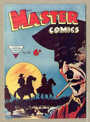 Master Comics (1940 Fawcett) UK Edition #130 FN 6.0