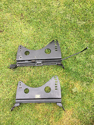 OMP Drivers Seat Rails for Bucket Seat in Civic EG or DC2 - Used Good Cond
