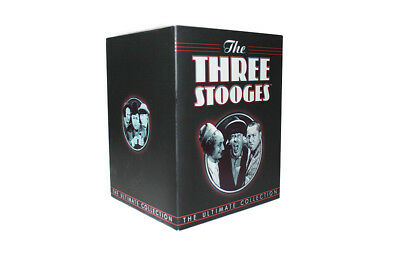 NEW  The Three Stooges The Ultimate Collection   -(20DVD)