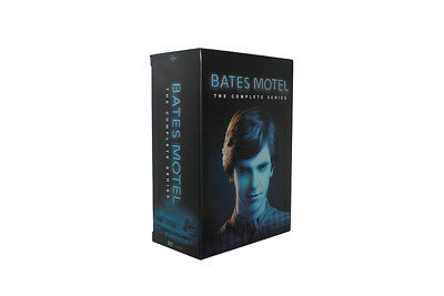 NEW Bates Motel The Complete Series 1-5  -(15DVD)