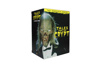 NEW  Tales from the Crypt The Complete Seasons 1-7  -(20DVD)