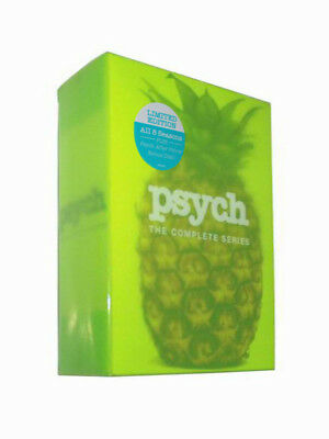 NEW  Psych The Complete Series   -(31DVD)