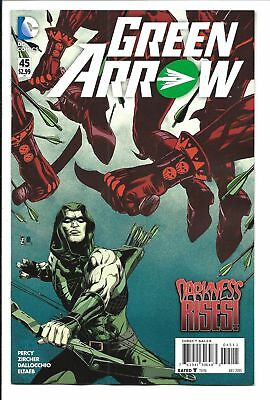 Green Arrow #45 (2015) 1St Printing Dc Comics