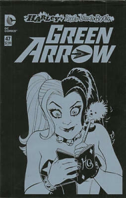 Green Arrow #47 Variant (2015) 1St Printing Dc Comics