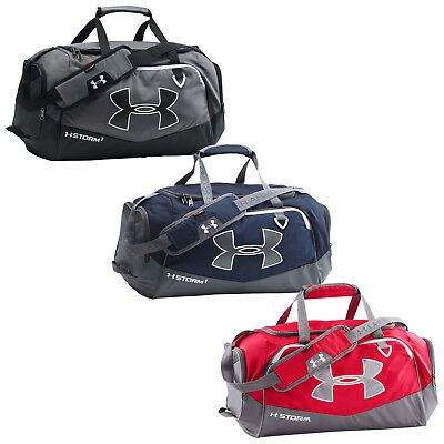 Under Armour Storm Undeniable Small Duffle Bag School Sports Gym Travel  Holdall b9fa8d5335972