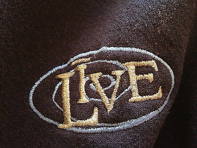 LIVE Band outta YORK OFFICIAL tour merchandise Heavyweight jacket Kowalczyk