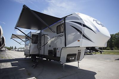 5th Wheel 2018 Wolf Pack 325PACK new and used Travel Trailer RV Camper for sale