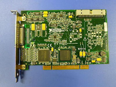 National Instruments ASSY 191329B-04 NI PCI-6220 Analog Input DAQ Card