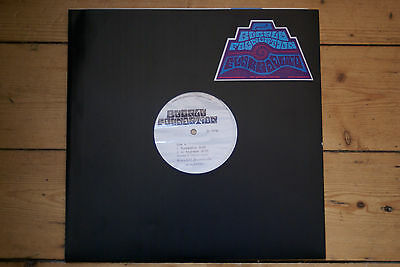 "The Bugalu Foundation 1st 12"" EP, NEW!"