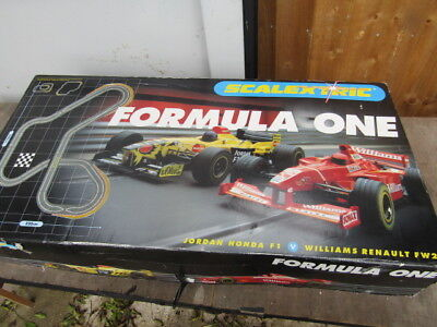 Scalextric F1 Racing Set No Cars