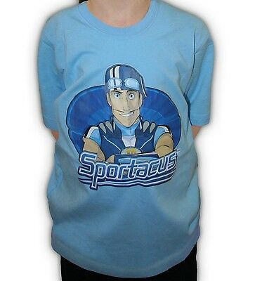 Sportacus childs t-shirt. Lazytown!