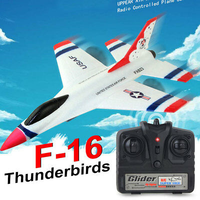FX-823 2.4G 2CH RC Airplane Glider Remote Control Plane Outdoor Aircraft