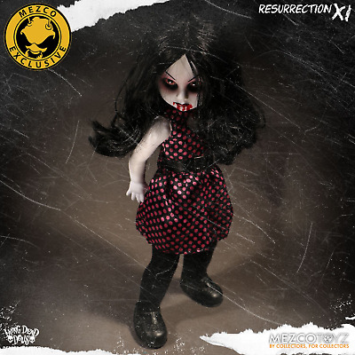 Living Dead Doll Resurrection XI / 11 - Dottie Rose By Mezco SDCC Exclusive