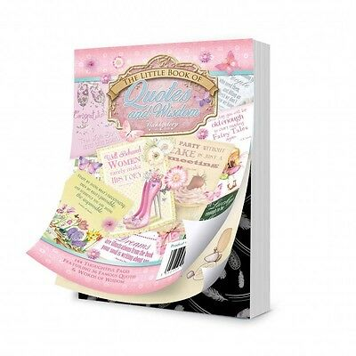 Hunkydory Little Book of Quotes and Wisdom - 144 pages