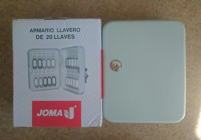 New in Box Joma metal key safe (20 keys)
