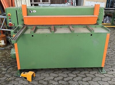 Geka Engine Panel Shears ETS 150 Used schlagschere FROM DEALER