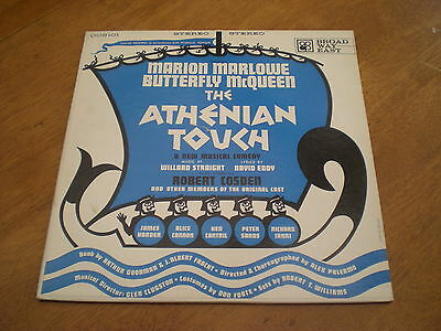 The Athenian Touch - Original Cast = Stereo
