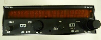 KX-155A Bendix/King NAV/COM  FAA 8130*Warranty  $1475 OUTRIGHT