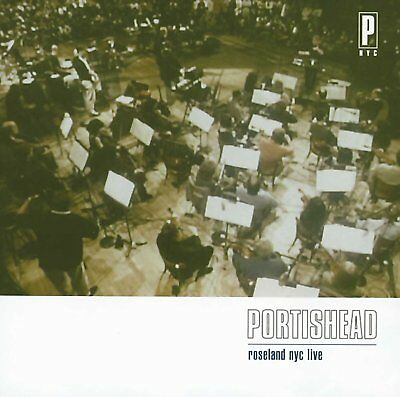 Portishead - Roseland NYC Live - Vinyl - Double LP - New & Shrink Wrapped