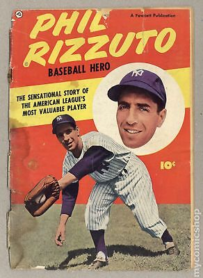 Phil Rizzuto (1951) #0 FR 1.0