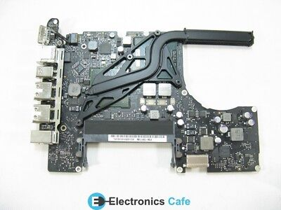 "Apple 820-2877-B MacBook A1342 Unibody 13.3"" 2.4GHz Core 2 Duo Logic Board"