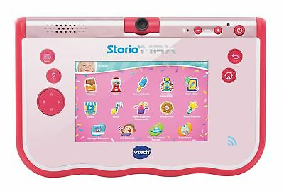 VTech Lerntablet Storio Max mit Multi-Touch-Display 5 Zoll pink Neu