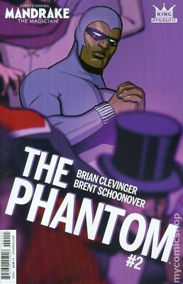 Phantom (2015 King/Dynamite) #2A VF