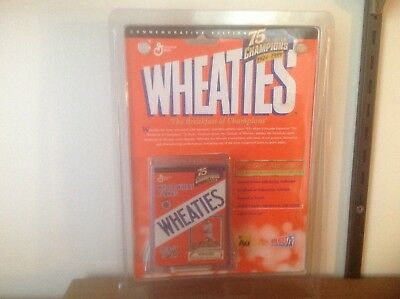 Lou Gerhig Wheaties 24K Gold Signature New Collectible 75 Year ('24-'99)