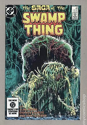 Swamp Thing (1982 2nd Series) #28 VF/NM 9.0