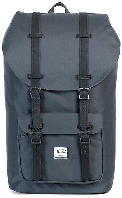 Brand New Herschel Supply Co Little America Dark Shadow Rucksack Laptop Bag