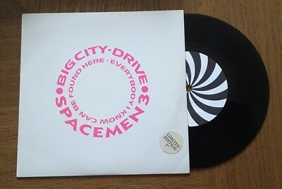 "Spacemen 3 Big City / Drive - Ltd 7"" Vinyl Single Recurring Spiritualized"