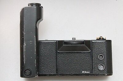 Nikon Md-4 Motor Drive Winder For F3 F3Hp - Tested Working