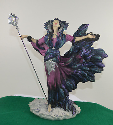 Enchantica  En2215 -Tuatara - The Winter Witch - C.o.a - Boxed - Limited Edition