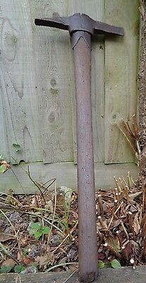 Pre WW1 HARDY PICK (1903) PICKAXE UNIVERSAL NO.2 - Original Helve and Collar