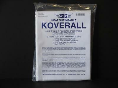 NEW SIG Heat Shrinkable KOVERALL 5 Yard Package