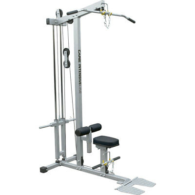 Intensive Line Station Latissimus One Size Silver Black