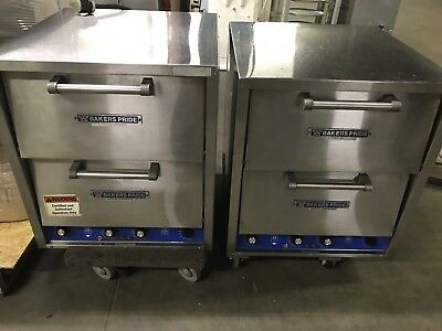 Bakers Pride P-44 Double Pizza Oven