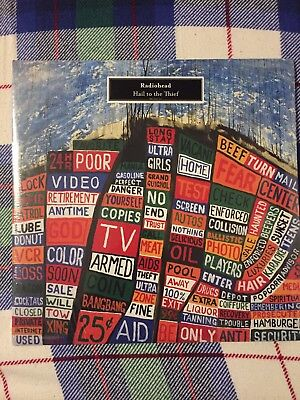 "Radiohead - Hail To The Thief - Vinyl 12"" LP - NEW SEALED"