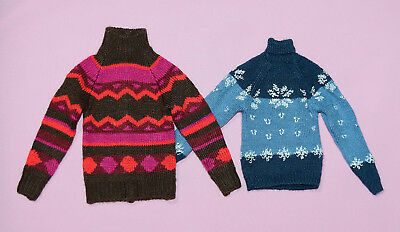 """Tonner 16"""" Tyler Wentworth Chill Chasers And Snowflake Sweaters Fit Sydney Brend"""