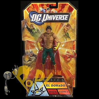 "DC Universe Classics EL DORADO Wave 18 Apache Chief BAF 6"" Action Figure NEW!"
