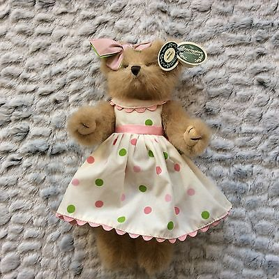 Bearington Bears Collection Sunny Bear 143200 New with Tag 2009 Limited Series