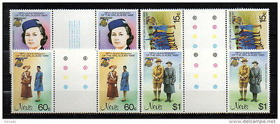 Nevis 1985 Scouting Mnh
